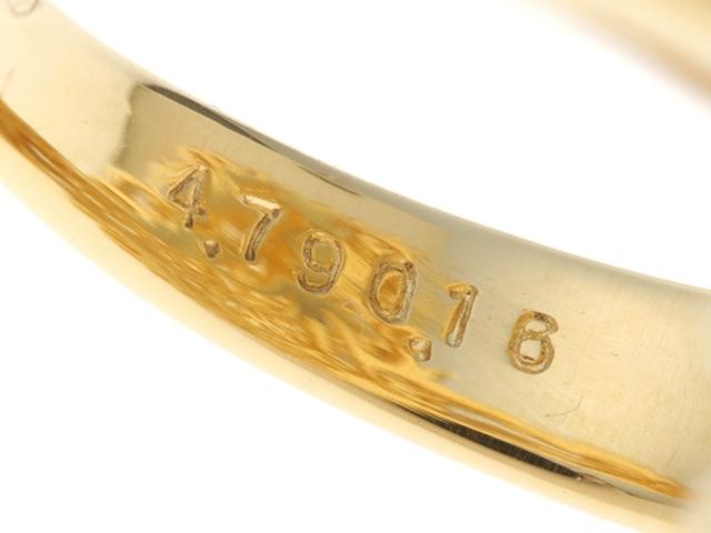 JEWELRY ノンブランド 貴金属・宝石 リング K18イエローゴールド ダイヤモンド4.79ct 0.16ct 11号 13.4g 【205】 image number 3