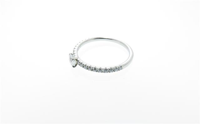 Cartier カルティエ 貴金属・宝石 リング エタンセルR プラチナPT950 ダイヤモンド0.19ct 48号 【460】 image number 1