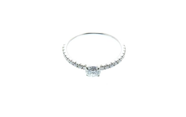 Cartier カルティエ 貴金属・宝石 リング エタンセルR プラチナPT950 ダイヤモンド0.19ct 48号 【460】 image number 2