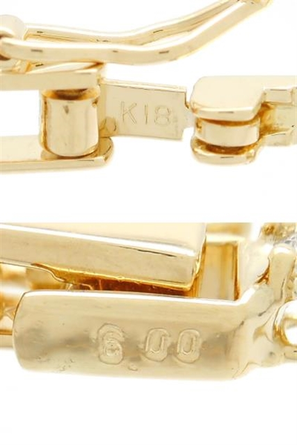 JEWELRY貴金属・宝石ダイヤネックレステニスネックレスK18 D6.00ct24.3gロング60cm【200】