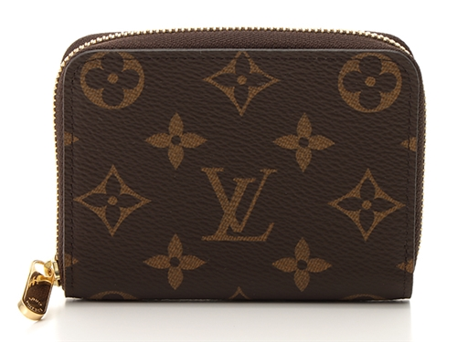 LOUIS VUITTON サイフ・小物 ジッピー・コインパース 小銭入れ ジッピー・コインパース モノグラム【434】 image number 0
