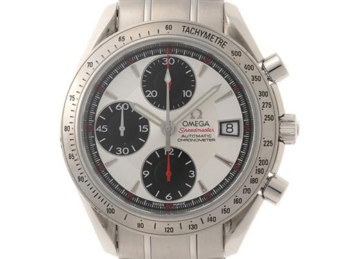 オメガ OMEGA 時計 スピードマスター デイト オートマチック 3211.31【205】