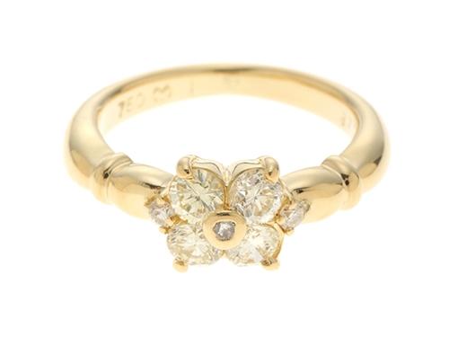 JEWELRY ノンブランド リング K18 ダイヤモンド 2.5号【431】