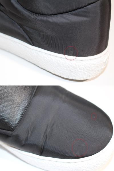 CHANEL シャネル スニーカー レディース37 約23.5cm ブラック ファブリック G31715 【200】 image number 6