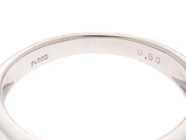 JEWELRY  ノンブランドジュエリー リング  指輪 PT900 プラチナ ダイヤモンド 0.5カラット 13号【430】2141000286303 image number 2