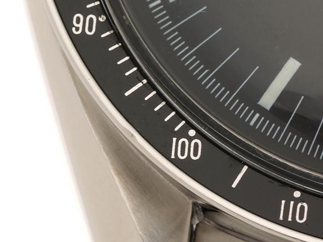 1999年8月並行ギャラ OMEGA オメガ 時計 3560.50 スピードマスター・アポロ11号30周年記念 メンズ ステンレス 手巻き 2143200385114【430】 image number 5