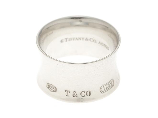 TIFFANY&CO ティファニー 1837ワイドリング SV/シルバー【472】MY