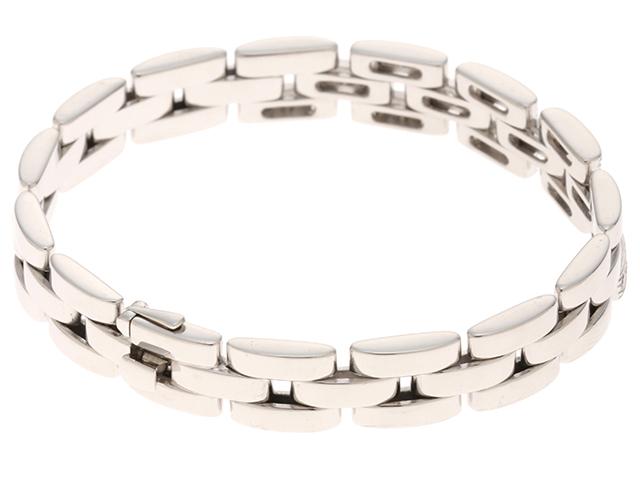Cartier カルティエ マイヨンパンテール パヴェ ホワイトゴールド ダイヤモンド ブレスレット WG 35.4g 修理明細書【430】2147100349511 image number 2