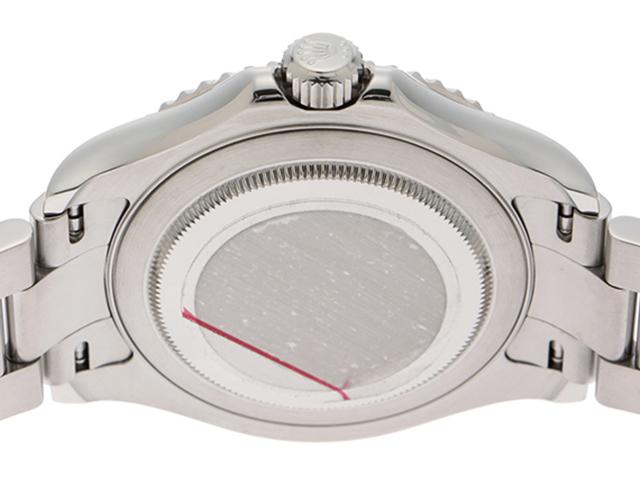 M番 2009年4月 並行 ロレックス ヨットマスター ロレジウム 16622 PT/SS シルバー 自動巻き 【432】 image number 4