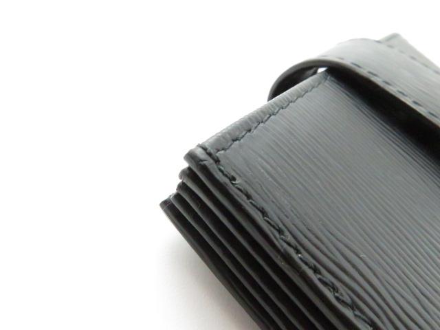 PRADA プラダ カードケース 小物 名刺入れ サフィアーノ カーフ ブラック 1MC211【473】 image number 3