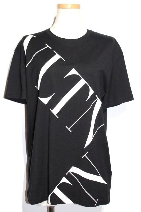 Tシャツ/XS/ブラック/コットン
