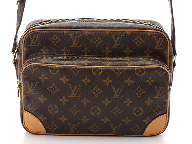LOUIS VUITTON ルイヴィトン ナイル M45244 モノグラム 【205】 image number 0