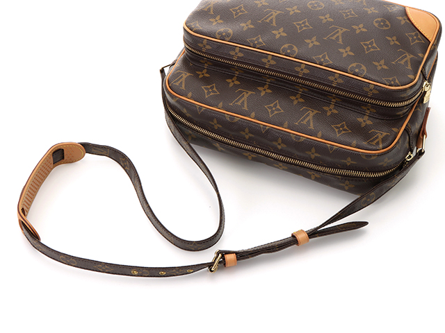 LOUIS VUITTON ルイヴィトン ナイル M45244 モノグラム 【205】 image number 3