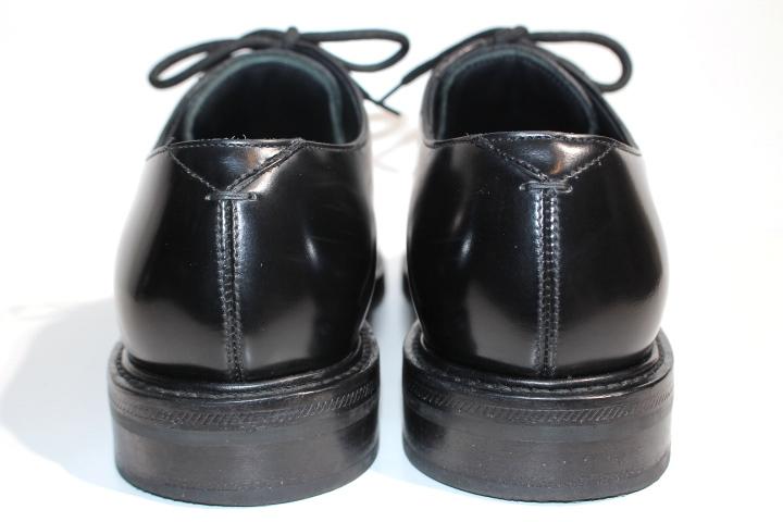 LOUIS VUITTON ルイヴィトン ヴォルテール・ライン リシュリュー 革靴 メンズ5ハーフ 約25cm ブラック レザー NIGOコラボ 2020年 定価¥¥159,500- image number 3
