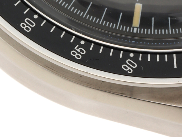 OMEGA オメガ スピードマスター 時計 オートマチック クロノグラフ ステンレス ブラック 3510.50 【430】 2148103173943