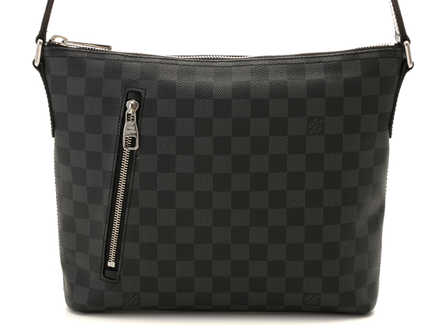 LOUIS VUITTON ルイ・ヴィトン バッグ ミックPM  ショルダーバッグ ダミエ・グラフィット N41211【413】 image number 0