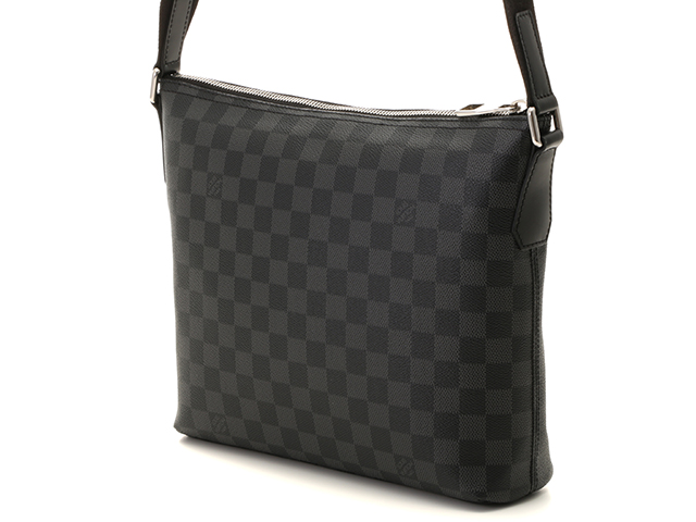 LOUIS VUITTON ルイ・ヴィトン バッグ ミックPM  ショルダーバッグ ダミエ・グラフィット N41211【413】 image number 1