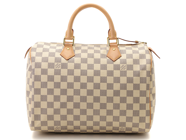 LOUIS VUITTON ルイヴィトン バッグ スピーディ30  ダミエ・アズール N41370 新型【204】