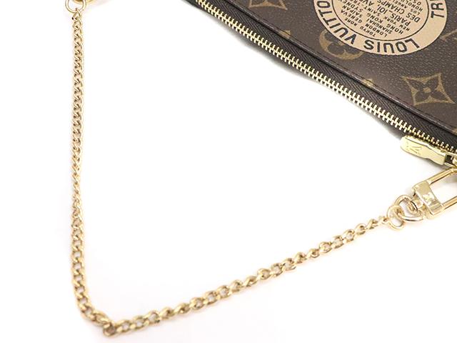 Louis Vuitton ルイヴィトン ミニ・ポシェット・アクセソワール モノグラム 2007年クルーズコレクション 【471】 image number 2