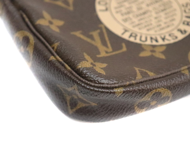 Louis Vuitton ルイヴィトン ミニ・ポシェット・アクセソワール モノグラム 2007年クルーズコレクション 【471】 image number 3