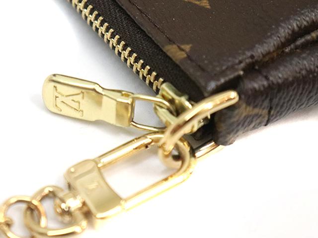 Louis Vuitton ルイヴィトン ミニ・ポシェット・アクセソワール モノグラム 2007年クルーズコレクション 【471】 image number 4