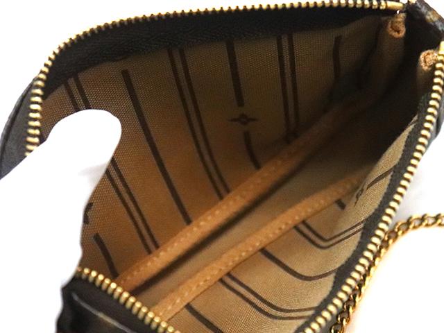 Louis Vuitton ルイヴィトン ミニ・ポシェット・アクセソワール モノグラム 2007年クルーズコレクション 【471】 image number 5