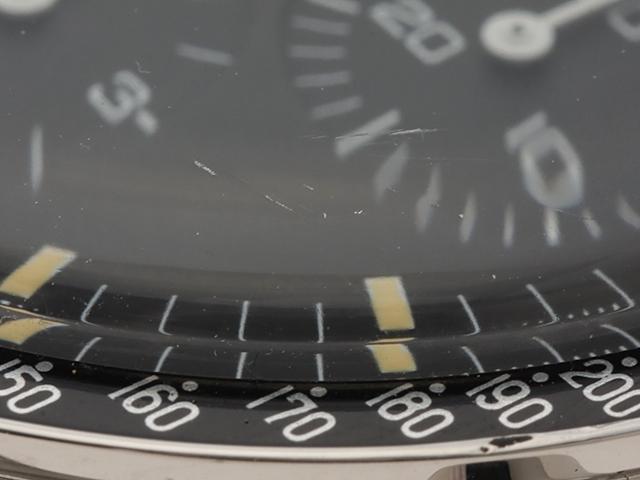 並行ギャラ OMEGA オメガ 時計 ST345.0022 スピードマスタープロフェッショナル メンズ ステンレス 手巻き 2148103260216【431】 image number 6