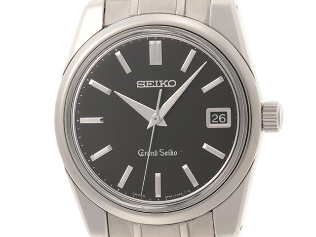 SEIKO セイコー グランドセイコー ヒストリカルコレクション SBGV011 9F82-0AC0  SS ステンレス ブラック 世界限定900本モデル 男性用クオーツ(電池)時計【473】