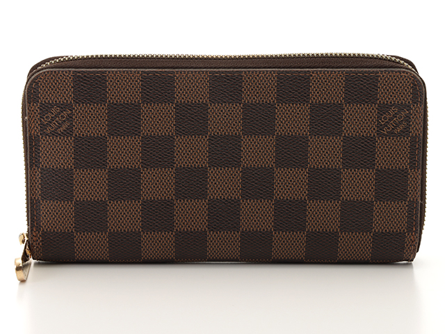 LOUIS VUITTON ルイヴィトン ジッピー・ウォレット ダミエ N60015 【432】