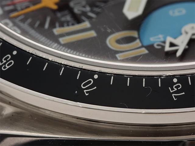 OMEGA オメガ スピードマスター マーク40 3520.53 黒文字盤 ブラック ステンレス 自動巻き 男性用腕時計 【473】 image number 6