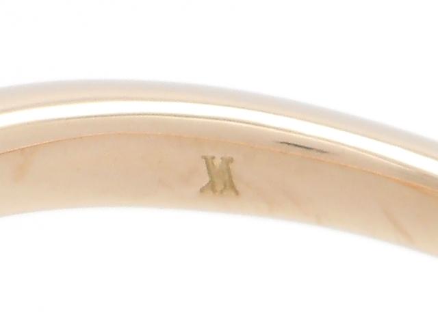 VENDOME AOYAMA ヴァンドーム青山 ダイヤリング K18PG ピンクゴールド 1.7g 7号 AGAR964807DI 【200】 image number 4
