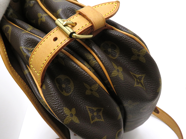 LOUIS VUITTON  ルイヴィトン ソミュール30 モノグラム  ショルダーバッグ MB0045 【430】 image number 6