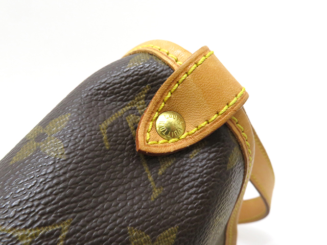 LOUIS VUITTON  ルイヴィトン ソミュール30 モノグラム  ショルダーバッグ MB0045 【430】 image number 7