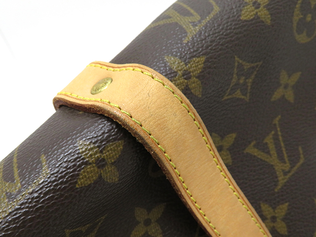 LOUIS VUITTON  ルイヴィトン ソミュール30 モノグラム  ショルダーバッグ MB0045 【430】 image number 10