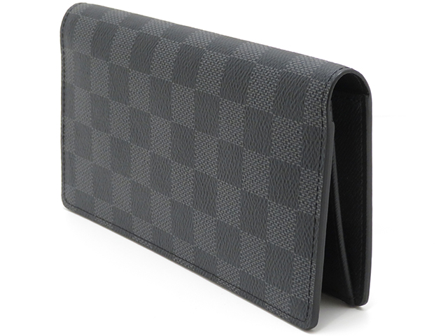 LOUIS VUITTON ルイ・ヴィトン 長札入れ ポルトフォイユ・ロン グラフィット N62227 【430】 2143100307681 image number 1