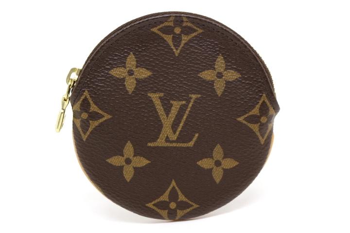 Louis Vuitton ルイヴィトン 小物 コインケース 小銭入れ ポルトモネロン モノグラム M61926 【200】