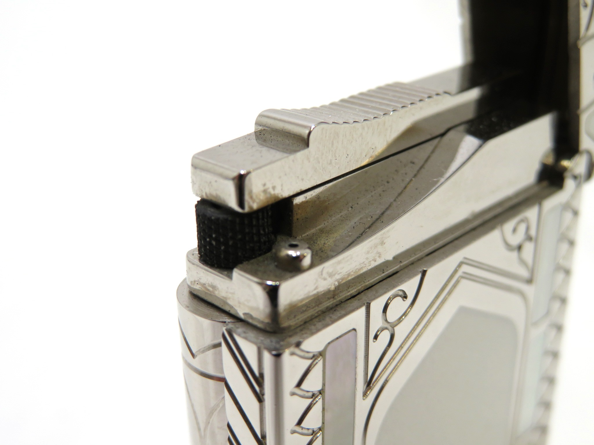 Dupont デュポン ギャッツビー タージマハルコレクション ローラーガスライター 【472】