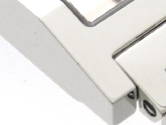 HERMES エルメス タンデム TA1.710 ホワイト SS ステンレス クオーツ レディースウォッチ 時計 【431】  2148103213076 image number 7
