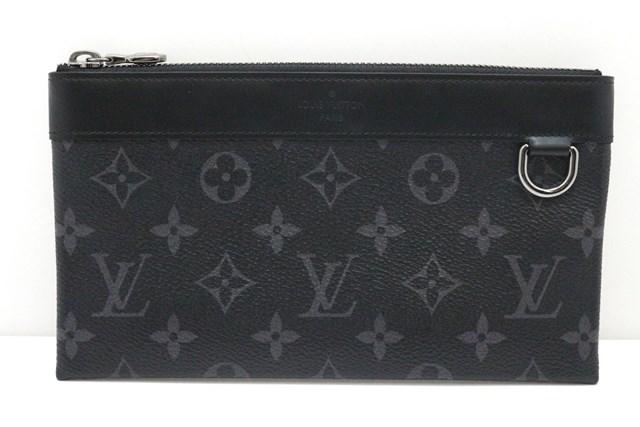 Louis Vuitton  ルイヴィトン ポシェット・ディスカバリーPM M44323 モノグラム・エクリプス【473】