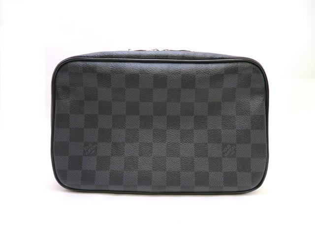 ルイヴィトン Louis Vuitton トゥルース・トワレットGM ダミエ・グラフィット N47521【472】KS