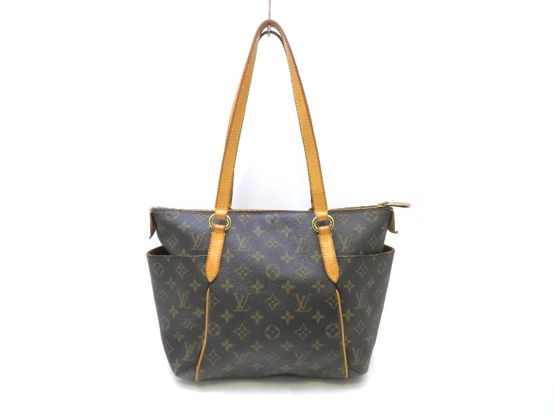 LOUIS VUITTON ルイ・ヴィトン トートバッグ トータリーPM モノグラム M41016 【472】MY image number 0