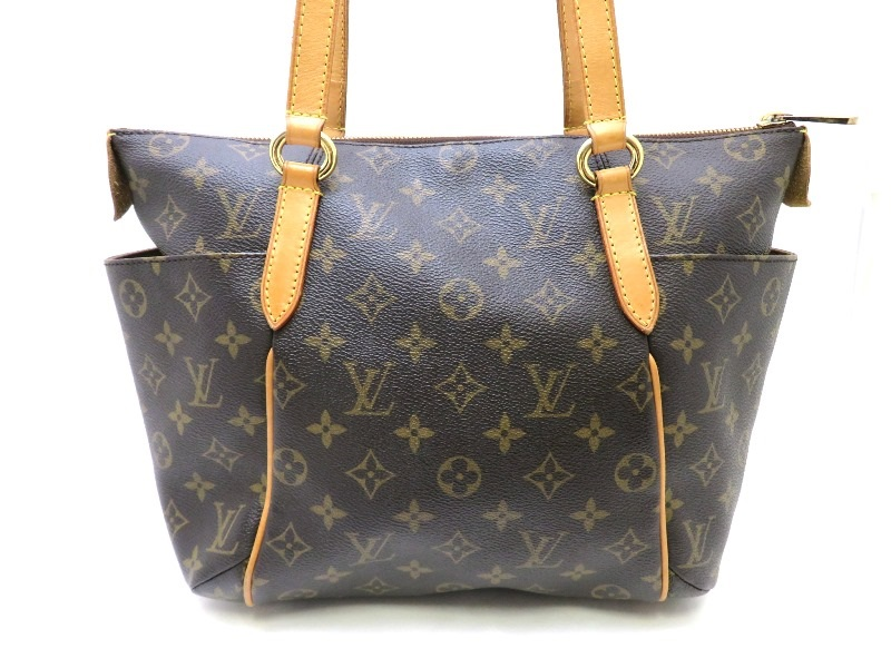 LOUIS VUITTON ルイ・ヴィトン トートバッグ トータリーPM モノグラム M41016 【472】MY image number 1
