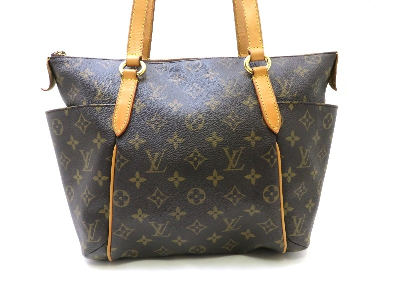 LOUIS VUITTON ルイ・ヴィトン トートバッグ トータリーPM モノグラム M41016 【472】MY image number 2