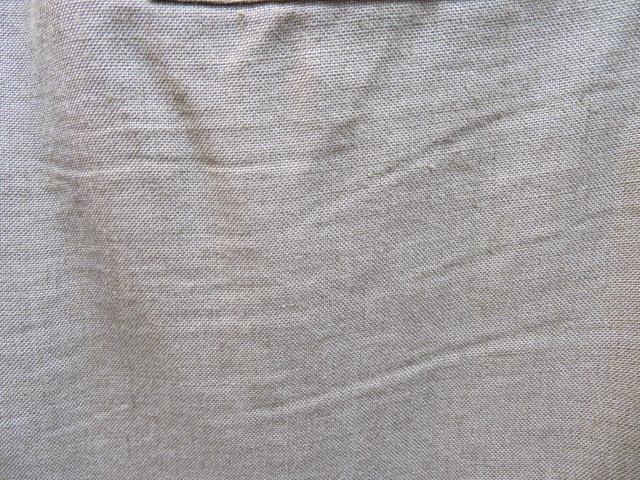 GUCCI グッチ ハーフ パンツ メンズ 46 ブラウン レーヨン リネン 【432】 image number 4