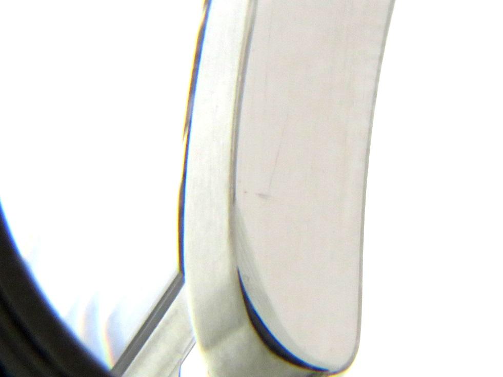 Cartier カルティエ タンクフランセーズ SM ステンレススチール ホワイト文字盤 クオーツ 【437】 image number 7