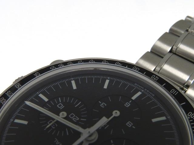 1999年8月並行ギャラ OMEGA オメガ 時計 3560.50 スピードマスター・アポロ11号30周年記念 メンズ ステンレス 手巻き 2143200385114【430】 image number 8