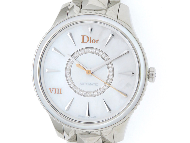 Dior   ディオール VIII  モンテーニュ   CD153512   レディース   自動巻き   ステンレス   SS (2148103294563) 参考定価:907500 【433】 image number 0