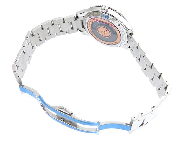 Dior   ディオール VIII  モンテーニュ   CD153512   レディース   自動巻き   ステンレス   SS (2148103294563) 参考定価:907500 【433】 image number 3