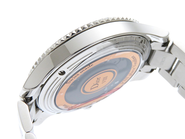 Dior   ディオール VIII  モンテーニュ   CD153512   レディース   自動巻き   ステンレス   SS (2148103294563) 参考定価:907500 【433】 image number 6