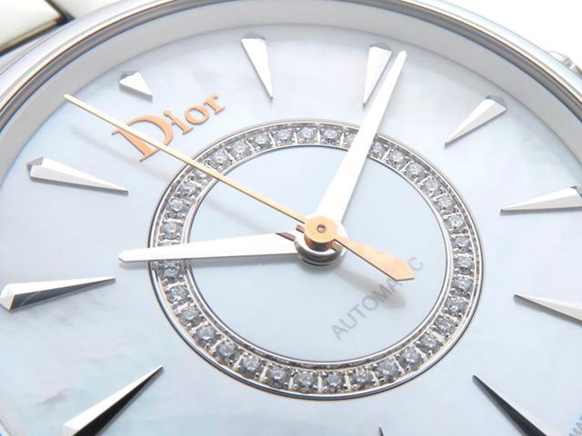 Dior   ディオール VIII  モンテーニュ   CD153512   レディース   自動巻き   ステンレス   SS (2148103294563) 参考定価:907500 【433】 image number 7